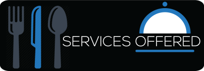 services offered logo