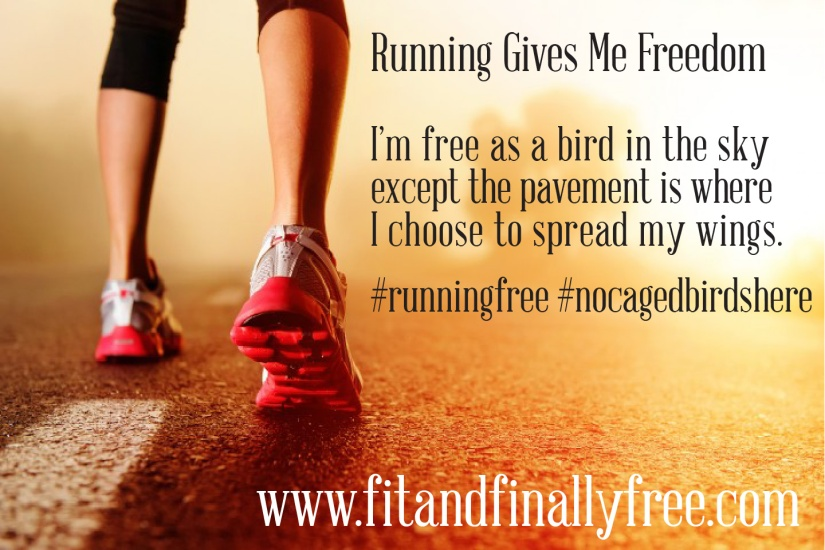 running gives me freedom 2