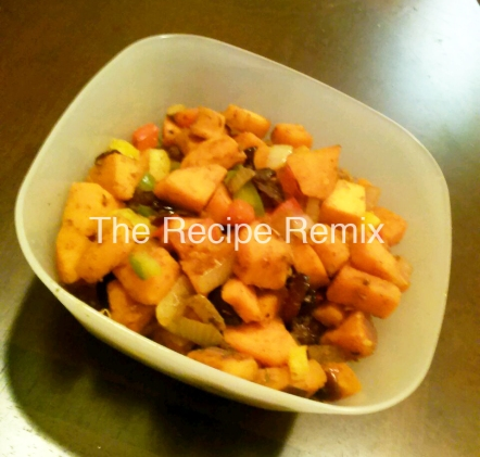 sweet potato hash copy