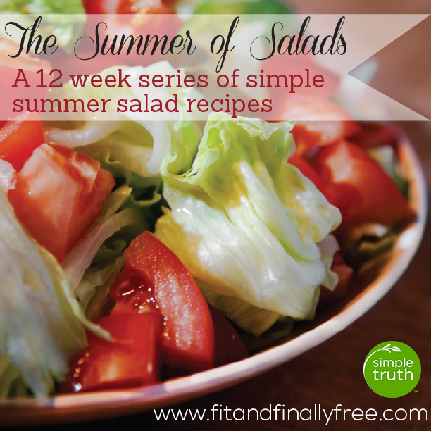 the summer of salads