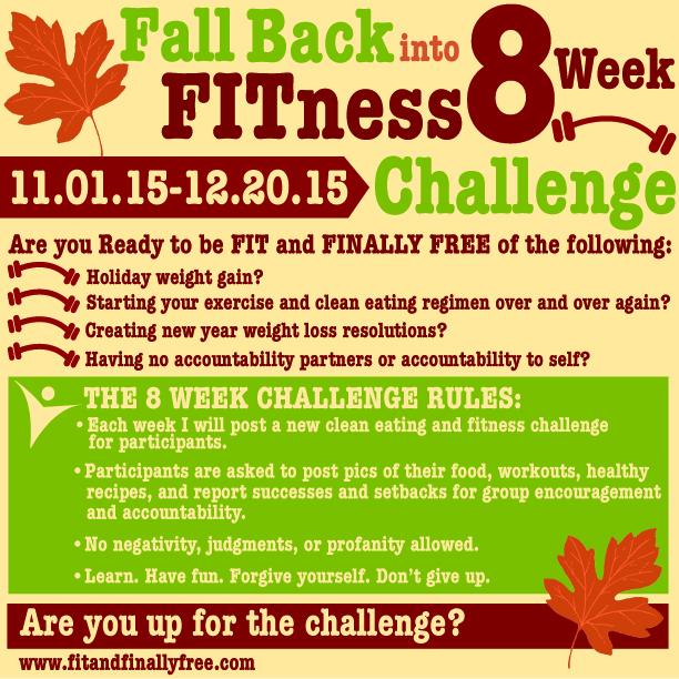 fall back challenge