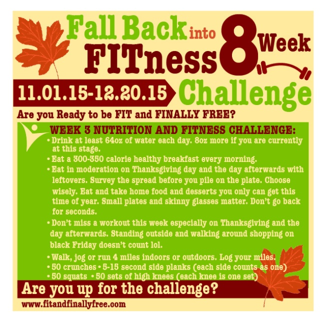 fall back week 4