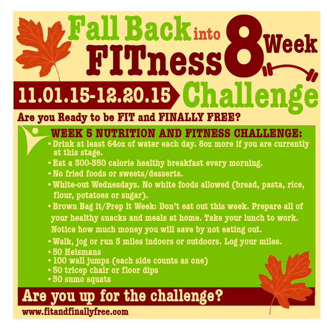 fall back week 5