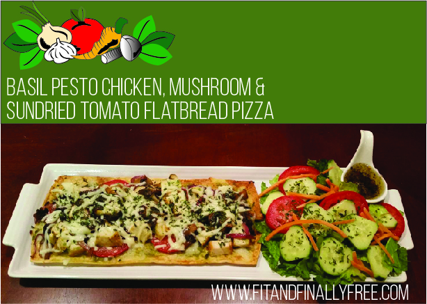 flatbread pizza recipe 2